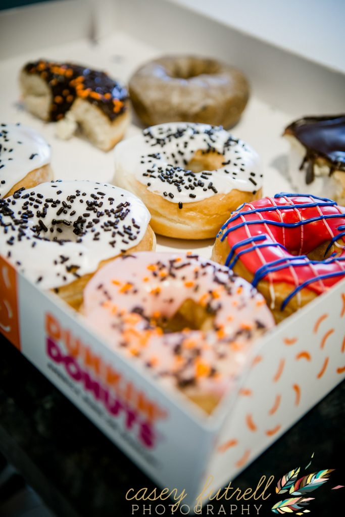 Dunkin Donuts, food ideas